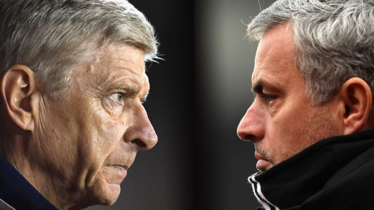 Jose Mourinho Ready To Call Truce With Arsene Wenger After Announcing His Departure