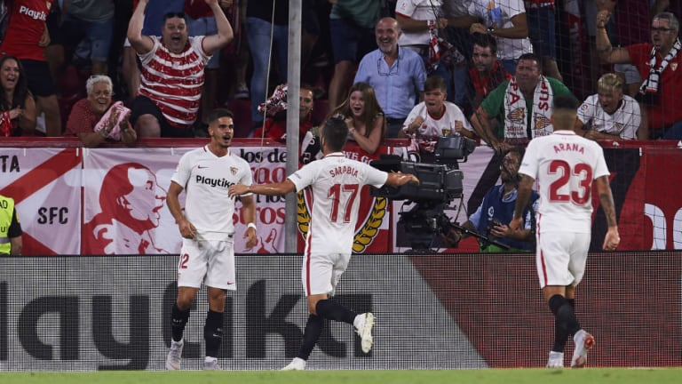 Sevilla 3-0 Real Madrid: Report, Ratings & Reaction as Dominant Sevilla Embarrass Los Blancos