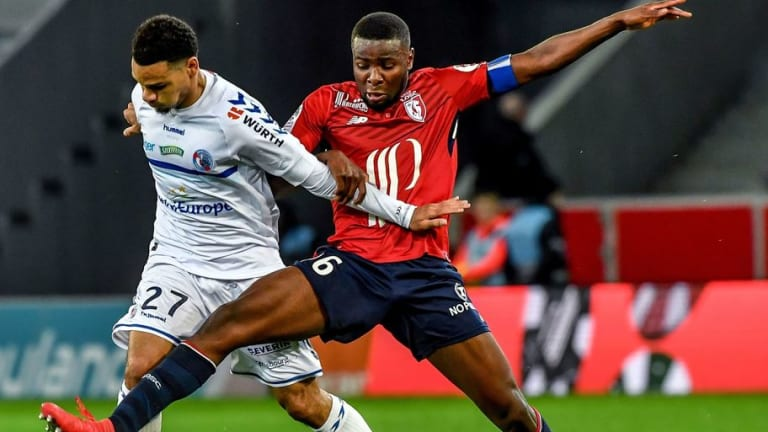 West Ham Knocked Back in Attempt to Sign Lille Captain Ibrahim Amadou on Loan