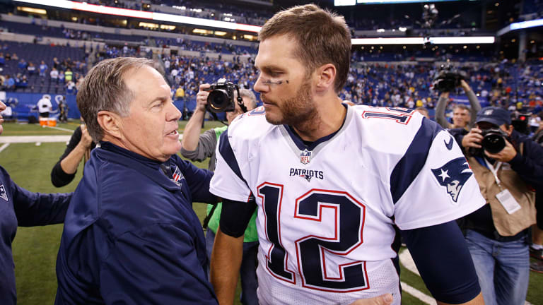 Traina Thoughts: Quote in New Book About Bill Belichick Is Huge Slap in Tom Brady's Face