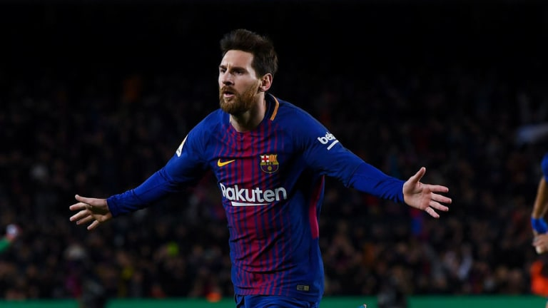 The Incredible Stat That Proves Just How Crucial Messi's Presence Has Been at Barcelona