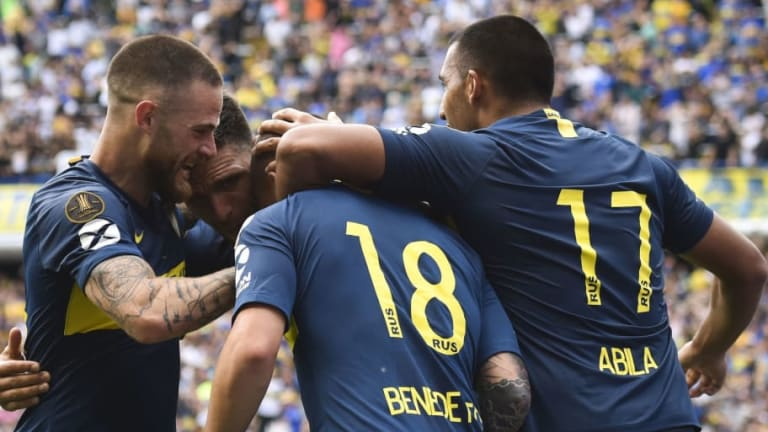 Los motivos por los que Boca llega mejor parado a la final de Copa Libertadores