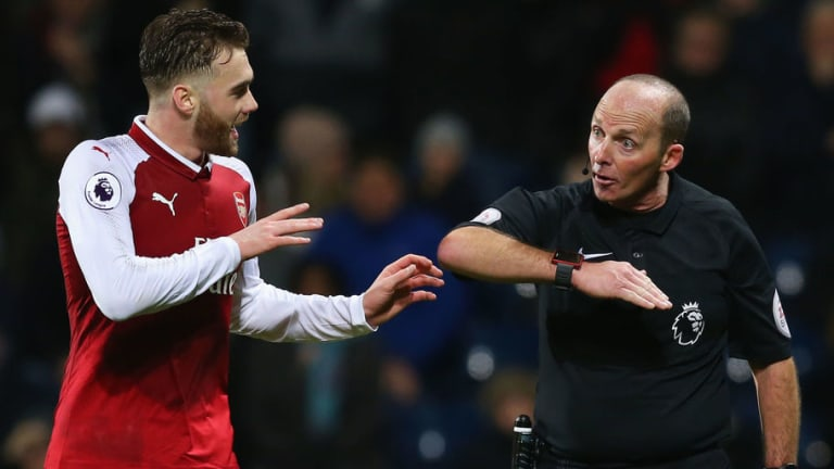 Reds Hero Riise Sends Hilarious Message to Official After Refereeing Blunder at the Hawthorns