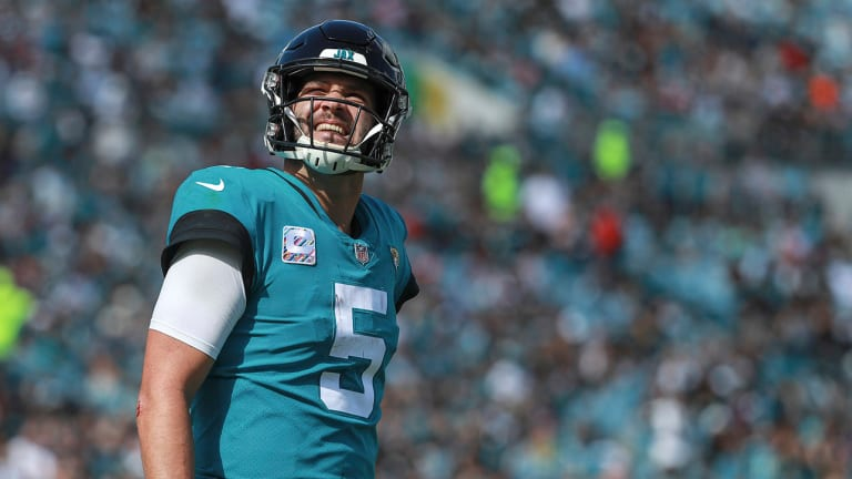 Blake Bortles Is a Bad Option, But He's Still Jacksonville's Best Option