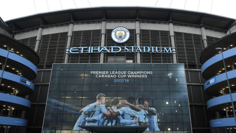 Man City Agree One of the Most Lucrative Sponsorship Deals in Sport With Kit Manufacturer Puma