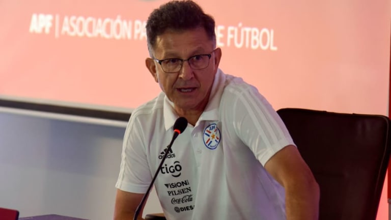 Las primeras exigencias de Osorio de cara a las eliminatorias