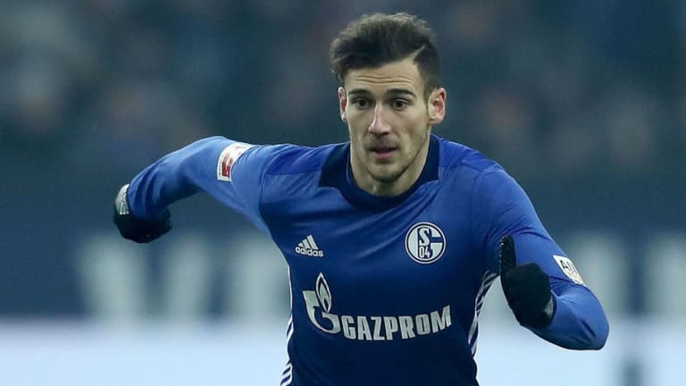 PHOTO: Leon Goretzka Sends Liverpool Fans Into Frenzy With Possible Social Media Hint Over Next Move