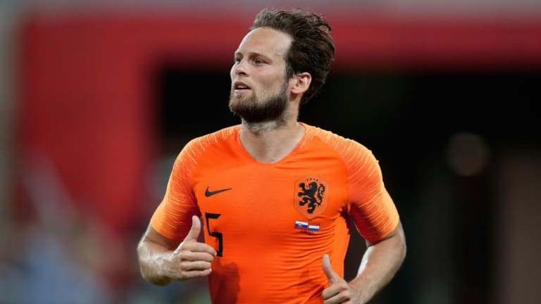 Coming Home! Daley Blind Completes €16m Switch From Man Utd to Boyhood Club Ajax on 4-Year Deal