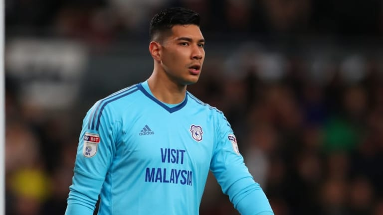 Neil Etheridge Commits Future to Cardiff by Signing New 3-Year Contract to 2021