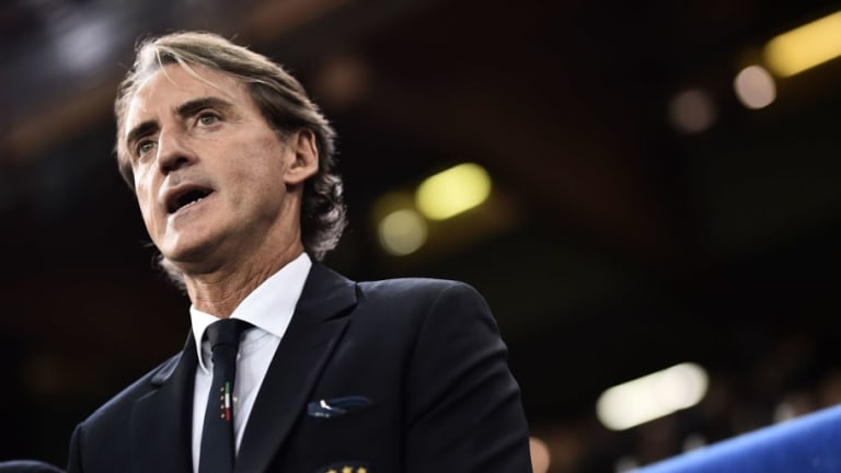 'We Need to Improve': Roberto Mancini Bemoans Lack of Luck After Italy's Draw With Ukraine