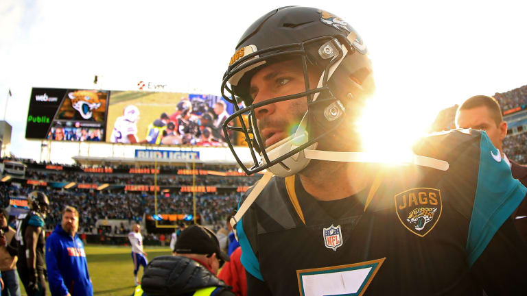 Blake Bortles Could Get the Last Laugh