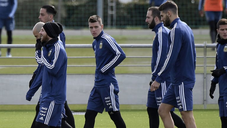 BOMBAZO   El compañero argentino que pidió Messi para el Barcelona
