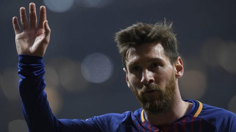 La diferencia de títulos entre Real Madrid y Barcelona desde el debut de Messi
