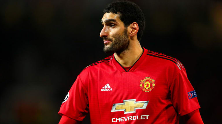 Why Marouane Fellaini Is the Embodiment of All That Is Wrong at Man Utd