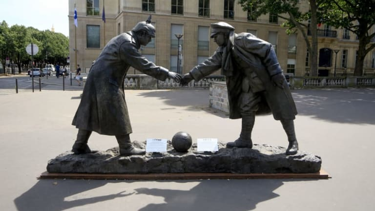 The Christmas Truce: Did British & German Soldiers Really Play Football in No-Man's Land?