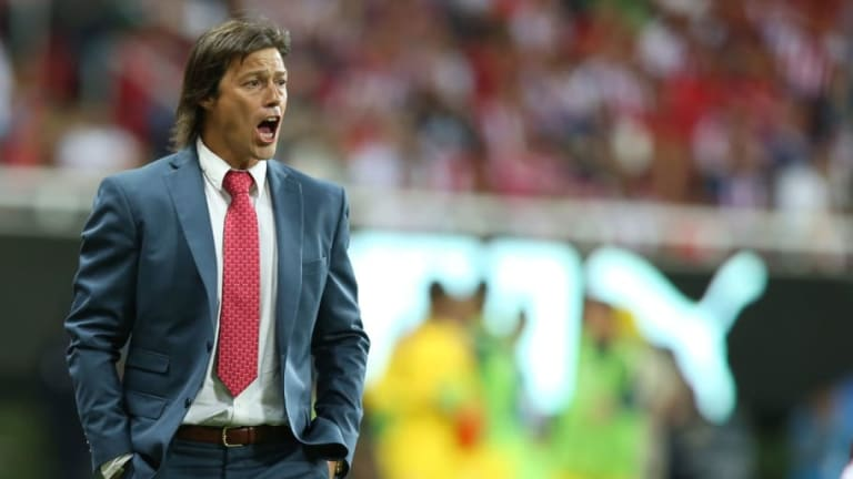 Matías Almeyda promete regresar a Guadalajara