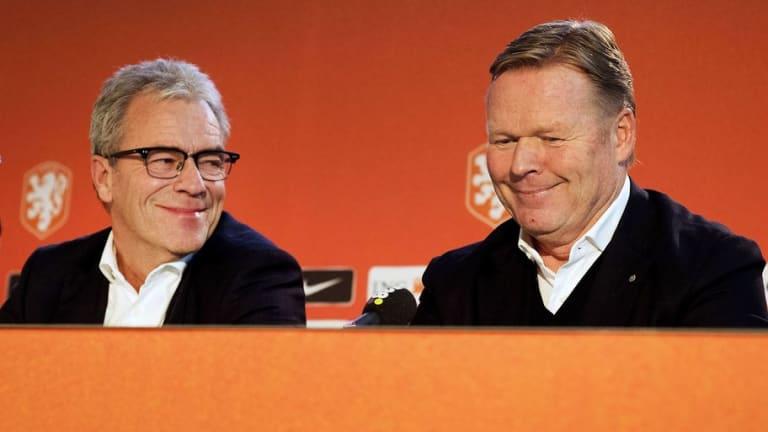 Koeman no tendrá una 'cláusula Barça' en su nuevo contrato con la selección holandesa