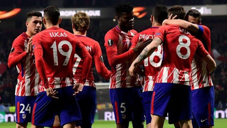 1X1 de los jugadores del Atlético de Madrid en la victoria frente al Lokomotiv (3-0)