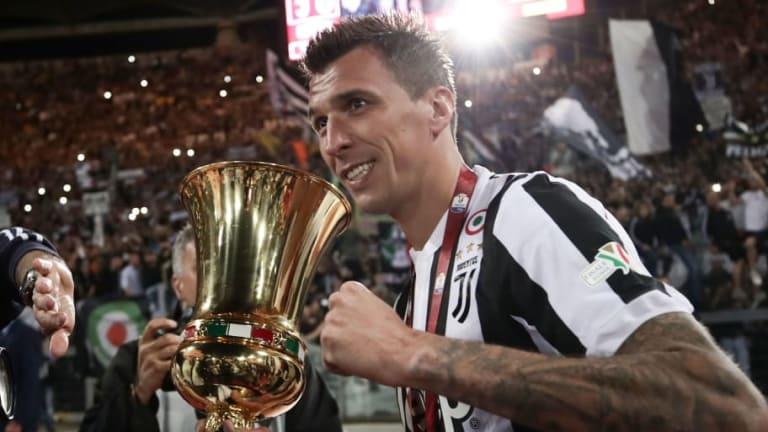 Manchester United Plan Swoop for Veteran Juventus and Croatia Forward as Lukaku Backup