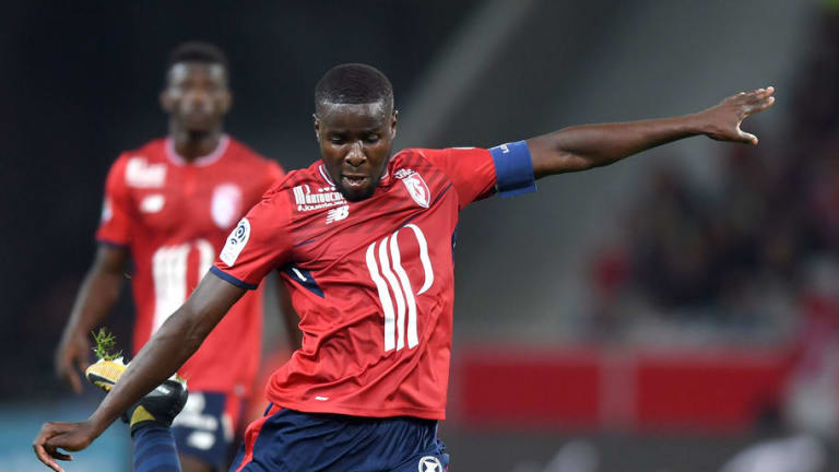 Crystal Palace Lodge £16m Bid for Lille Defender as Injury Problems Mount