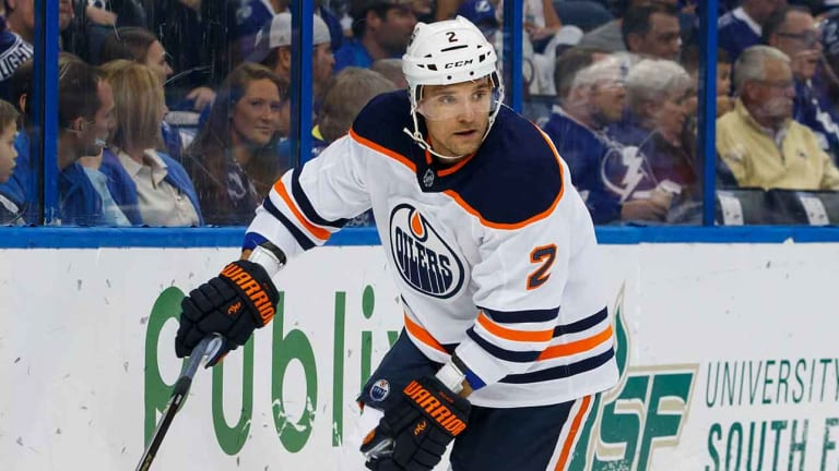 Oilers Defenseman Andrej Sekera Out Indefinitely After Surgery