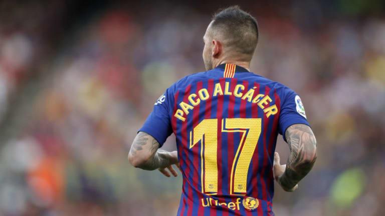ÚLTIMA HORA | El FC Barcelona hace oficial la salida de Paco Alcácer