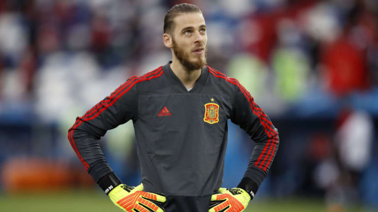 David De Gea Receives Message of Support From Mourinho as Hierro Confirms Choice for Spain No.1