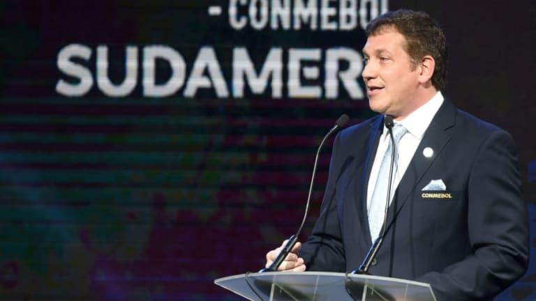 RUMORES | El presidente de la CONMEBOL negó que los clubes mexicanos volverán a la Libertadores