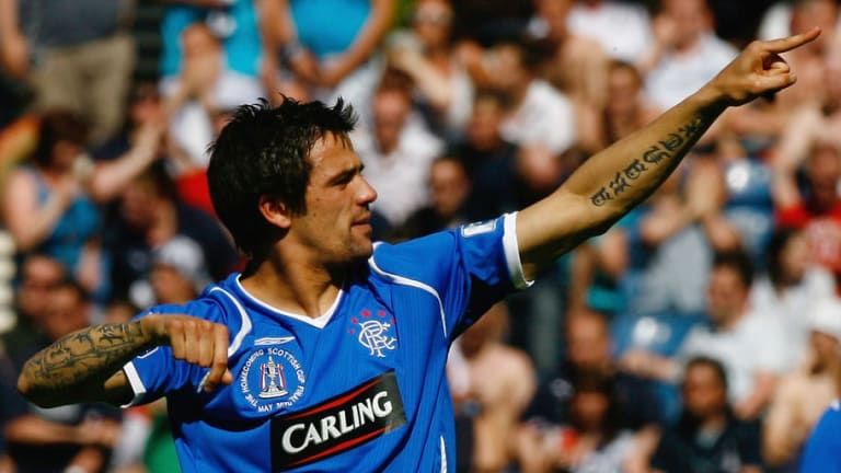 Rangers Legend Nacho Novo Recovering After Heart Attack During Masters Tournament