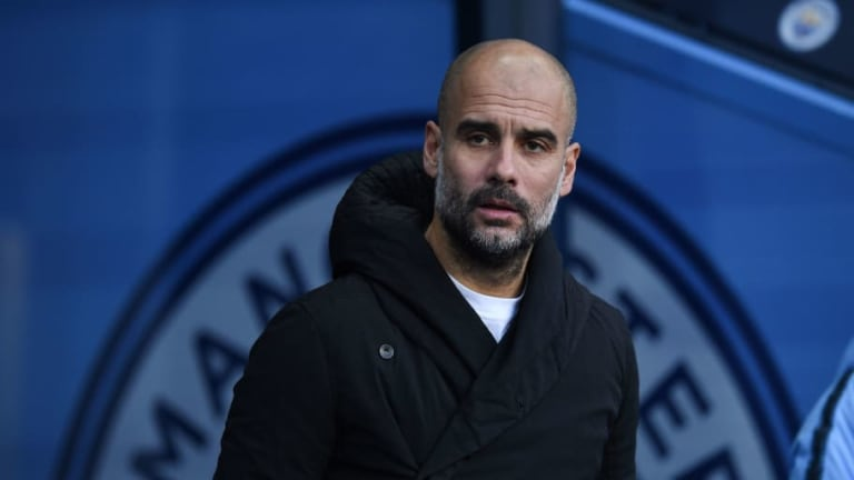 Pep Guardiola Provides Injury Update on Fernandinho Ahead of Crucial Clash With PL Leaders Liverpool