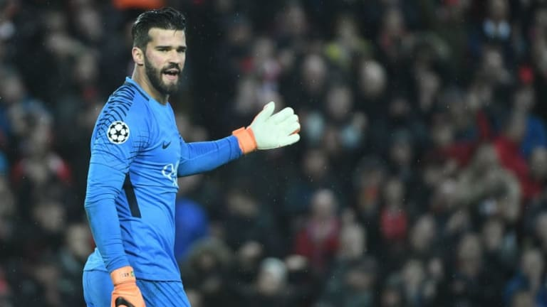Liverpool Prepare to Splash a Whopping £60m on Roma Stopper Alisson as Recruitment Drive Continues