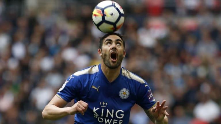 'Pure Class': Leicester City Fans Praise Vicente Iborra Following Carabao Cup Win