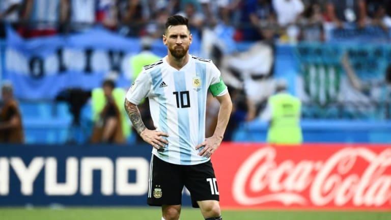 El tatuaje más realista sobre Leo Messi