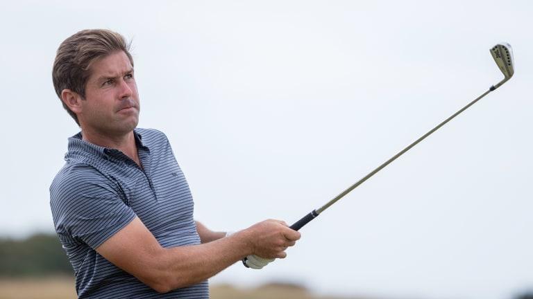 Record-Breaker Robert Rock Leads Scottish Open, Eyes Carnoustie