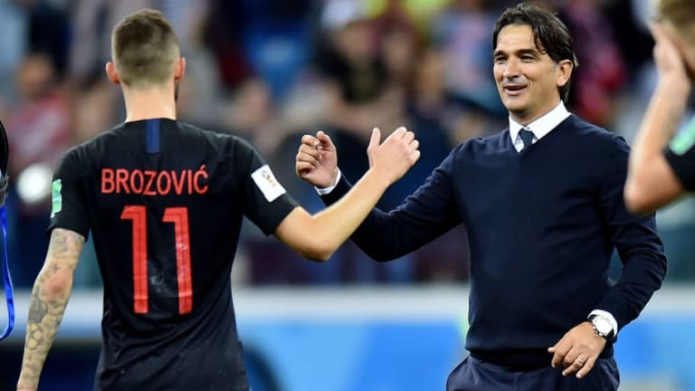 Zlatko Dalic Explains How Croatia Silenced Lionel Messi During World Cup Group Stages