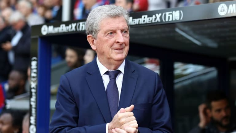 Roy Hodgson Aiming to Bolster Crystal Palace Options With Bid for Galatasaray Star