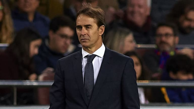 It's Imminent: Report Claims Lopetegui Will Be Sacked by Real Madrid & Replaced With Antonio Conte