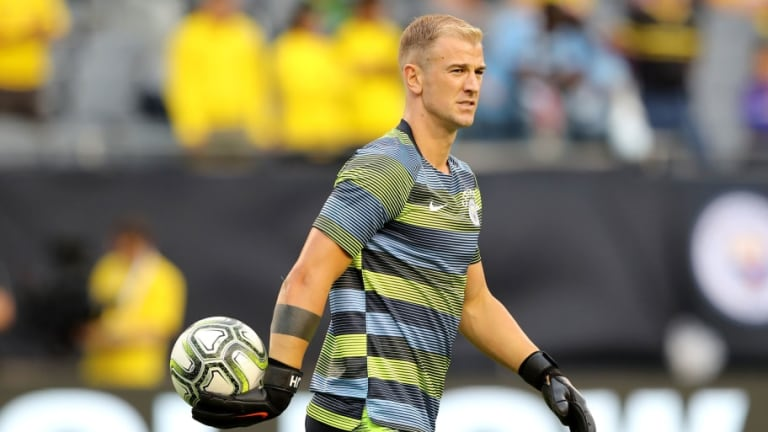 Joe Hart Admits He Needs a Permanent Move Away From Manchester as His City Career is Over