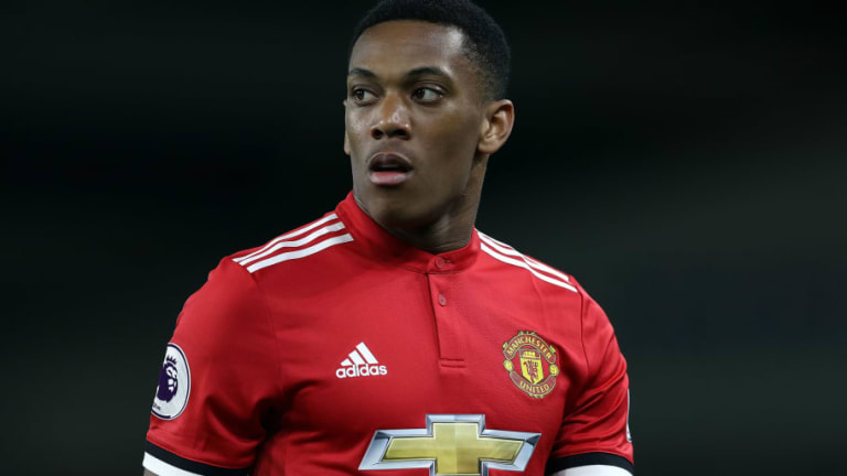 Man Utd Prepared to Use Anthony Martial to Beat Man City to the Signing of PSG Star