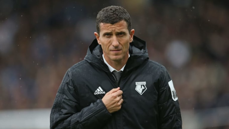Javi Gracia Perplexed by Christian Kabasele Red Card in Watford's Cup Defeat to Tottenham