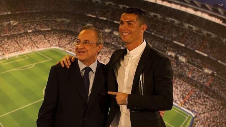 GOLPE BAJO | La rajada de Cristiano Ronaldo a Florentino Pérez tras la derrota del Real Madrid