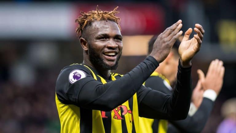Isaac Success Signs New Long Term Contract Keeping Him at Watford Until 2023