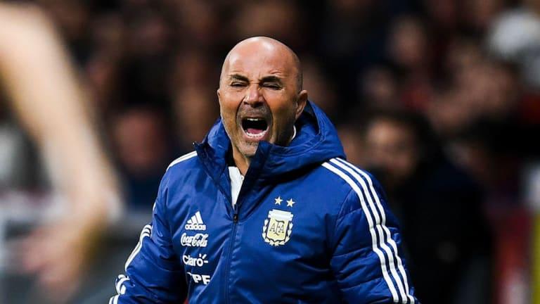 DURÍSIMO | El prestigioso entrenador que le dio con todo a Jorge Sampaoli