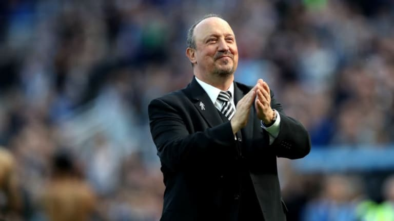 Rafa Benitez Reportedly Trying to Complete Exciting Double Deal for Chelsea Pair