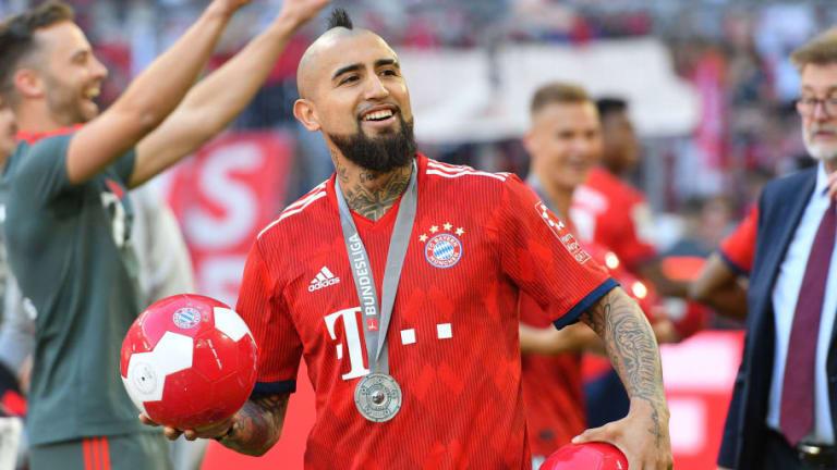 Bayern Munich Reportedly Open to Selling Star Midfielder Arturo Vidal Amid Inter Interest