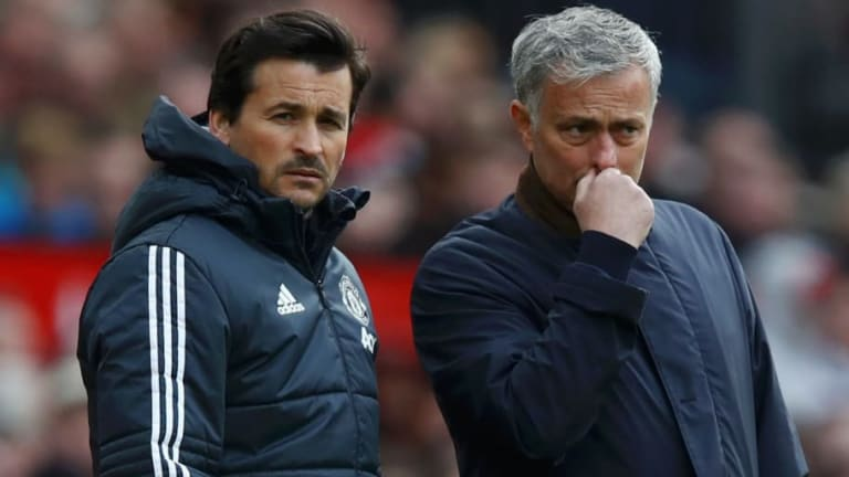 Jose Mourinho Claims Assistant Rui Faria Would Be a 'Good Fit' for Arsenal Manager's Job