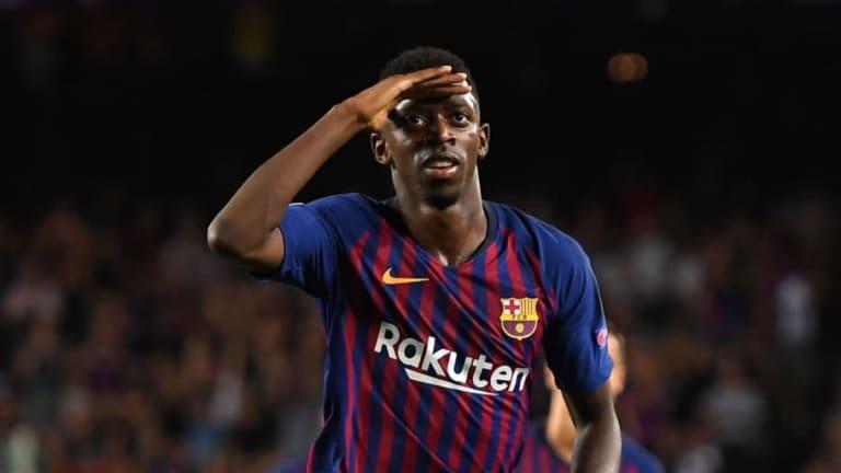 El cambio en la vida de Dembélé que ha propiciado su mejora futbolística