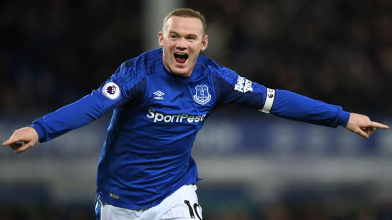 Wayne Rooney Officially Completes Move From Everton to MLS Franchise D.C. United