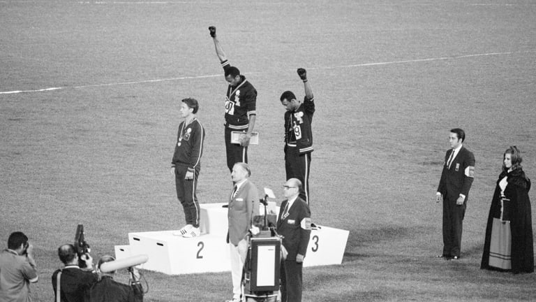 Australia's Peter Norman Honored for 1968 Olympic Protest