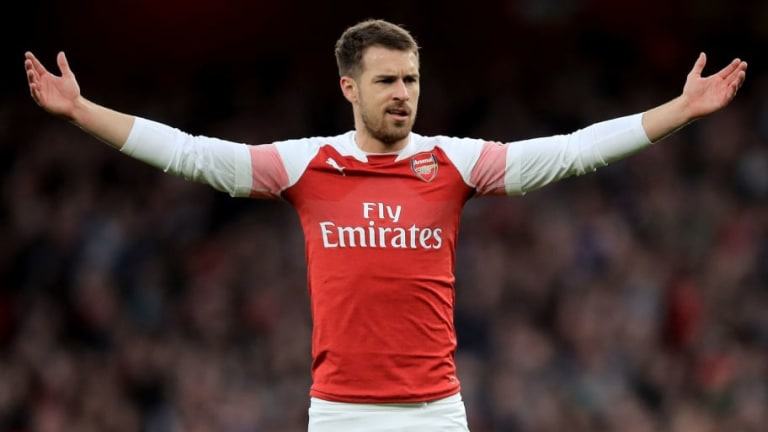Paris Saint-Germain Ready to Offer 18 Month Contract to Aaron Ramsey in Bid to Seal January Transfer